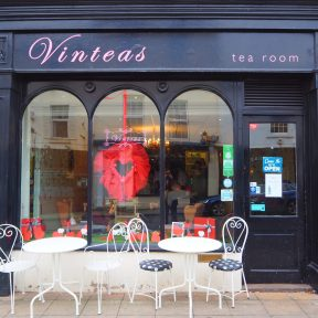 Vinteas Tea Room