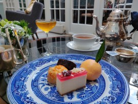 MarTEAni Afternoon Tea at the DUKES LONDON Hotel – Review ★★★★★