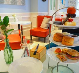 Science Afternoon Tea at The Ampersand Hotel, London – Review ★★★★☆