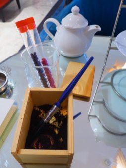 Ampersand science afternoon tea