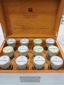 The Tealeaves collection