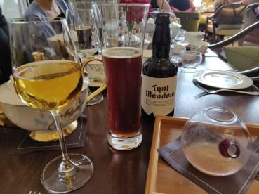 Beer, Saké & Alsatian Wine - Mandarin Oriental London Afternoon Tea