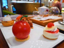 Saké & Teamaster's Afternoon Tea at The Mandarin Oriental Hyde Park, London – Review ★★★★★♥