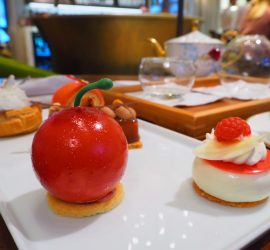 Saké & Teamaster's Afternoon Tea at The Mandarin Oriental Hyde Park, London – Review ★★★★★