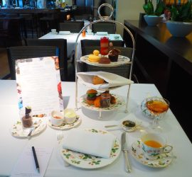 ChocolaTEA Afternoon Tea at the Hyatt Regency London The Churchill – Review ★★★★☆