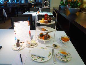 ChocolaTEA Afternoon Tea - Montagu Restaurant