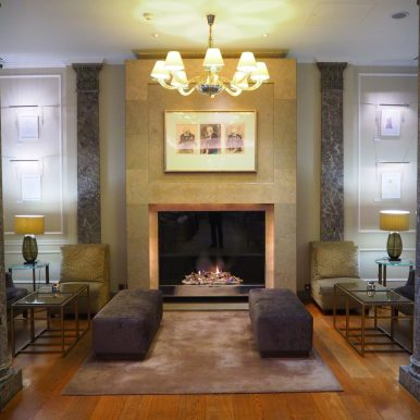 The Lobby - Hyatt Regency The Churchill London