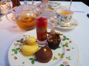ChocolaTEA Afternoon Tea Hyatt Regency London The Churchill's