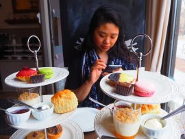 Afternoon Tea at Le Parloir Tea Room, Montréal – Review ★★★★★ (English/Anglais)