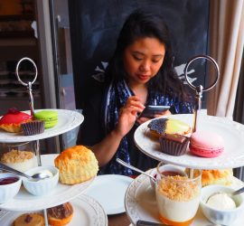 Afternoon Tea at Le Parloir Tea Room, Montréal – Review ★★★★★ (English/Anglais)