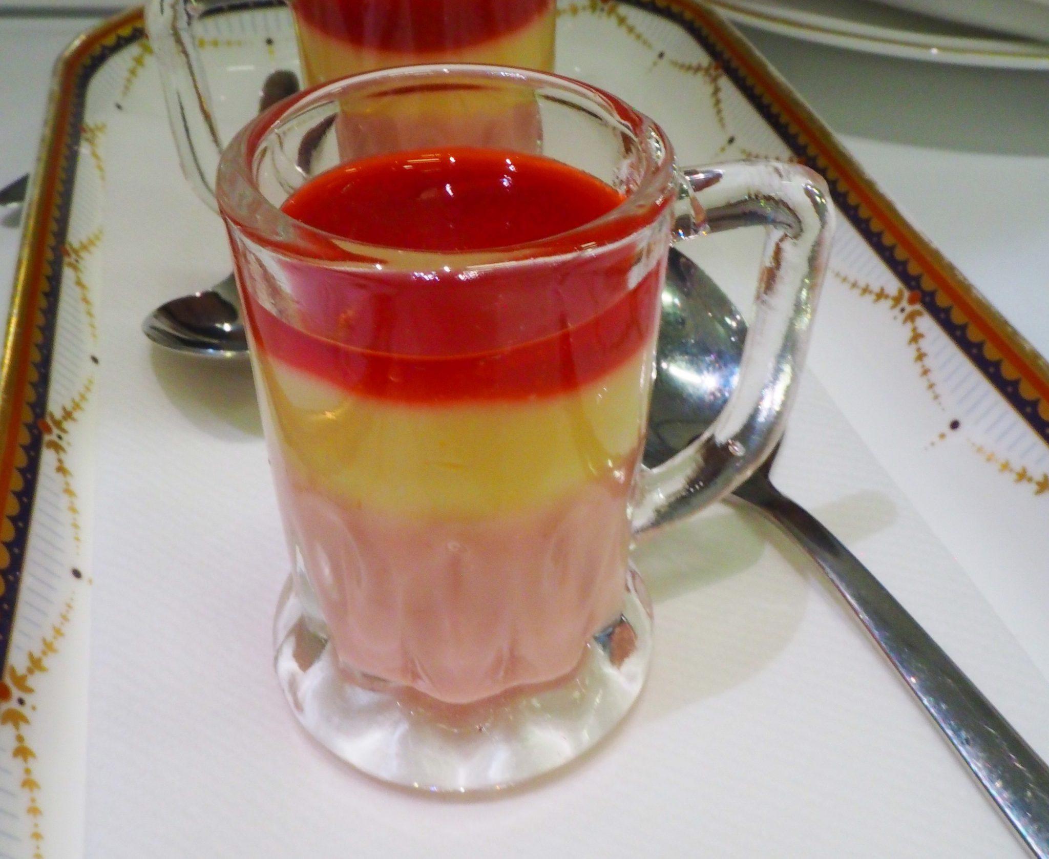 The Amuse-Bouche - The Waldorf Hilton Hotel London Afternoon Tea