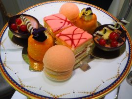 Afternoon Tea at The Waldorf Hilton Hotel, London - Review ★★★★☆