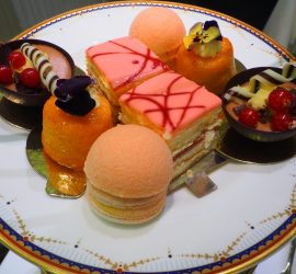 Afternoon Tea at The Waldorf Hilton Hotel, London – Review ★★★★☆
