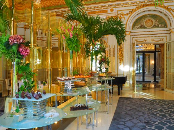 Lobby - Peninsula Paris