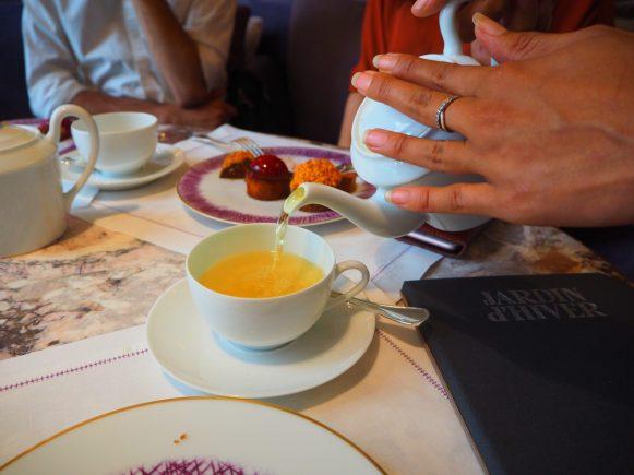 Tea & Cakes / Thé et Gâteaux de Voyage