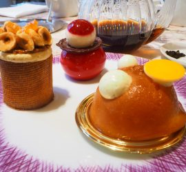Afternoon Tea at Hotel de Crillon Paris – Review ★★★★★ (English/Anglais)