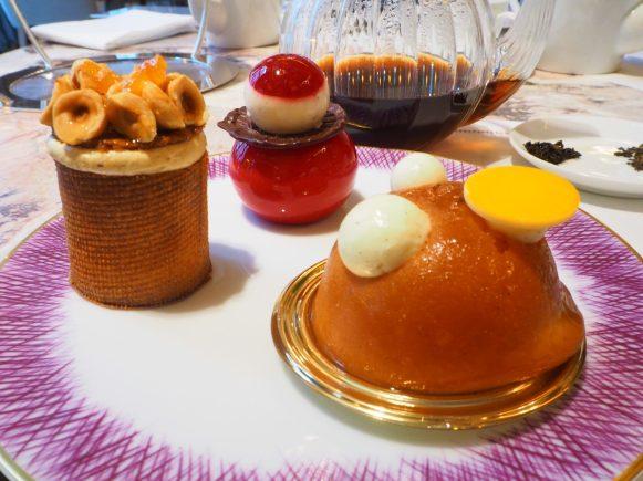 Paris-Brest, Fraisier & Rum Baba