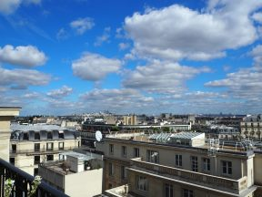 Rooftop / Toits - Peninsula Paris