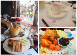 The best High Teas & Afternoon Teas in Montreal, Quebec - 2017