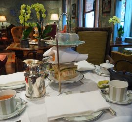 Afternoon Tea at Hotel Daniel Paris – Review ★★★★★ (English/Anglais)