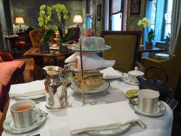 Afternoon Tea / Tea Time Hotel Daniel Paris