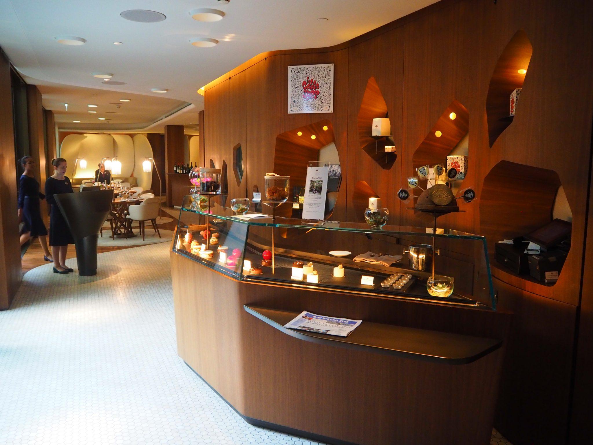 Restaurant Le Camelia - Mandarin Oriental Paris