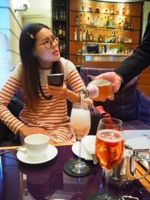Spanish Afternoon Tea at the COMO The Halkin London