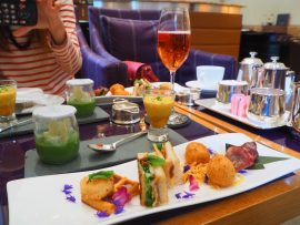 Spanish Afternoon Tea at the COMO The Halkin London – Review ★★★★☆