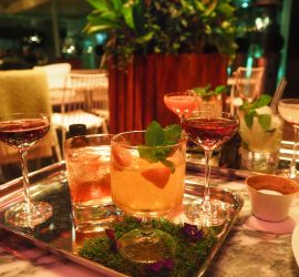 Mad Hatter's Tipsy Evening Tea at the Sanderson Hotel London – Review ★★★★☆