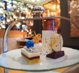 Art Afternoon Tea at The Rosewood London – Review ★★★★★