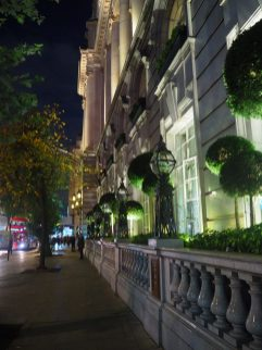 The Rosewood London façade