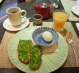 Breakfast & Brunch at Palais Hansen Kempinski Vienna