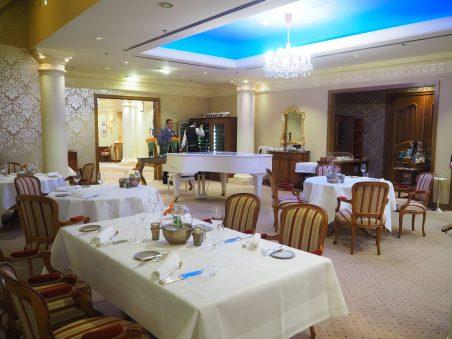 The Grand Hotel Wien, Vienna, Austria