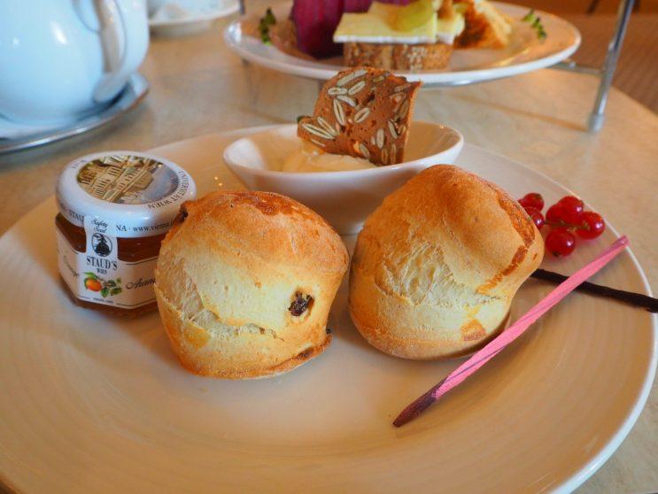 Afternoon Tea / High Tea InterContinental Wien, Vienna, Austria