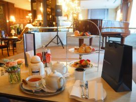 Afternoon Tea at The InterContinental Vienna - Review ★★★★★