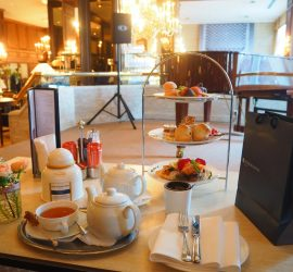Afternoon Tea at The InterContinental Vienna – Review ★★★★★