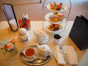 Afternoon Tea / High Tea InterContinental Wien, Vienna, Austria