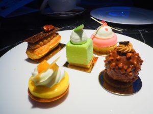 Connaught London Afternoon Tea