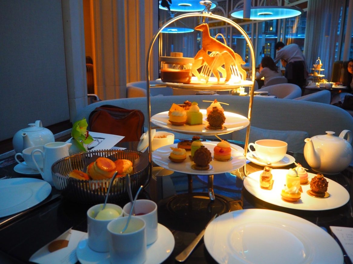 Afternoon Tea at The Connaught London