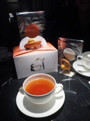 The Madeleines & Rooibos