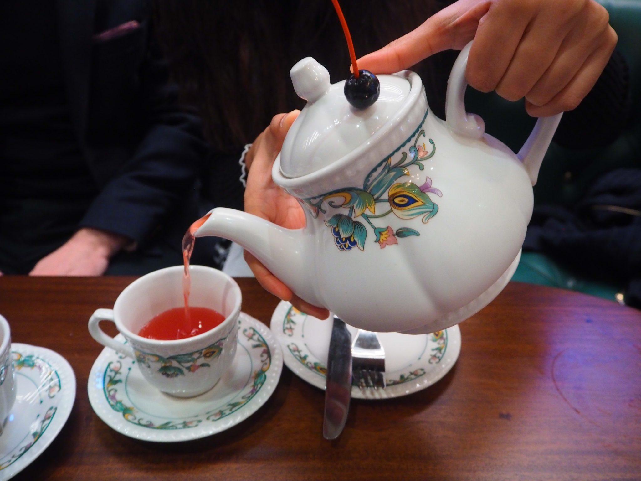 Mr Fogg's Residence London Tipsy Afternoon Tea