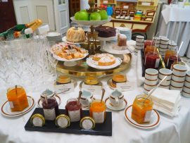 Breakfast Buffet at Hotel Sacher Vienna - Review ★★★★★