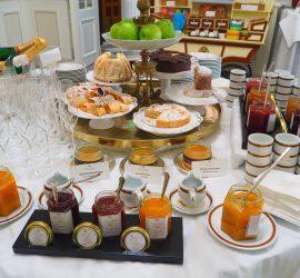 Breakfast Buffet at Hotel Sacher Vienna – Review ★★★★★