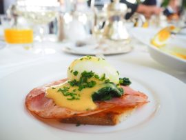 Sunday Brunch Buffet at Hotel Grand Ferdinand Vienna - Review ★★★★☆