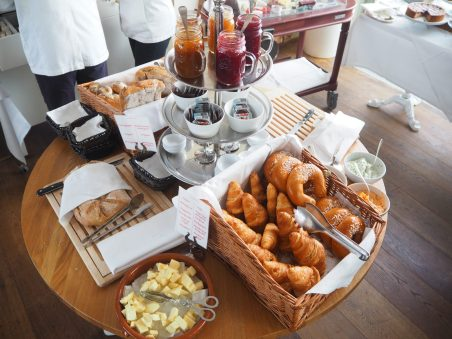 Croissants, Breads and Jams