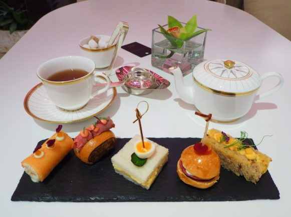 The Four Seasons at Ten Trinity Square London Afternoon Tea