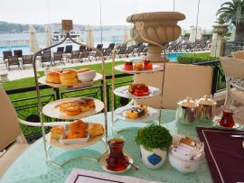 Afternoon Tea at the Çırağan Palace Kempinski Istanbul – Review ★★★★☆