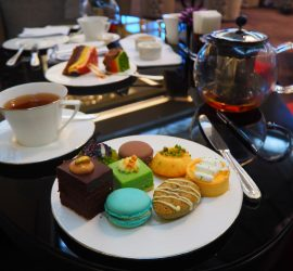 Afternoon Tea at the Raffles Istanbul Zorlu Center – Review ★★★★★