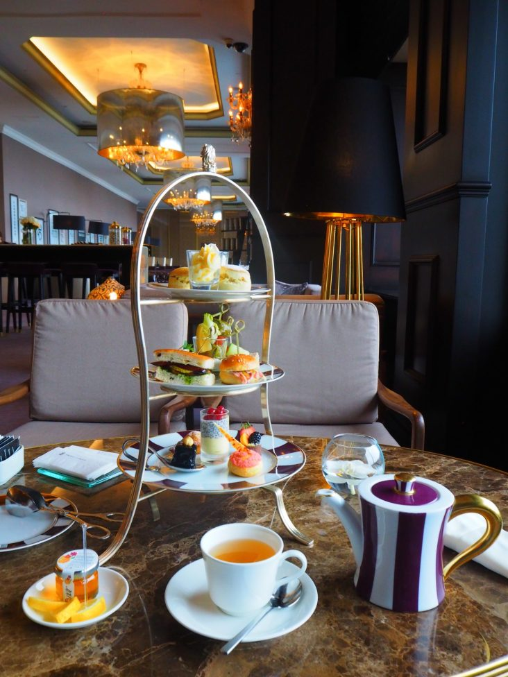 The Ritz-Carlton Istanbul Afternoon Tea