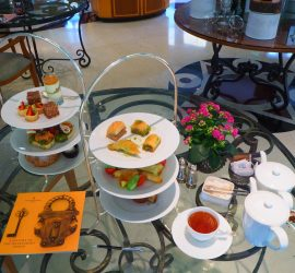 Afternoon Tea at the Four Seasons Istanbul at Sultanahmet – Review ★★★☆☆